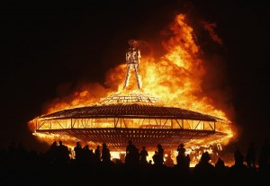 Burning Man burning2