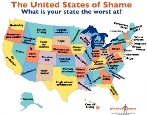 Worst thing about your state