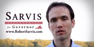 What was the Sarvis campaign thinking when they published this photo?!?