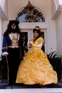 Al and tipper, Beauty and the Beast