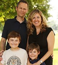 Jennifer Wexton and family