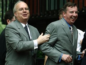 Gillespie Struggling to Separate Himself from Karl Rove