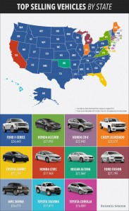 Best selling car by state_02