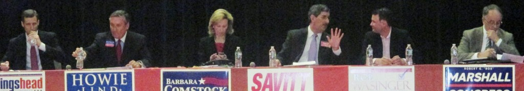 10th district debate