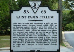 St. Paul college
