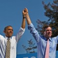 Obama and his Virginia Handmaiden