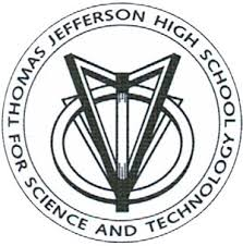 Admission Statistics for Thomas Jefferson High School for Science and Tech Class of 2020