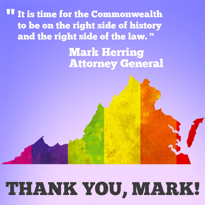 from Seth virginia gay marriage law