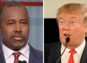 Carson and Trump Tied In Iowa