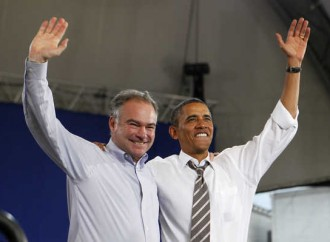 Thank Senator Kaine for the Iran Deal—Full List of 34 Senators