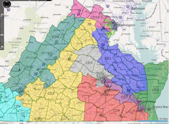 Virginia Redistricting: It's Go Time!