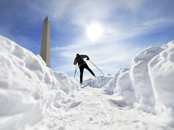 Winter 2018-2019 weather forecast for DC and Virginia – The