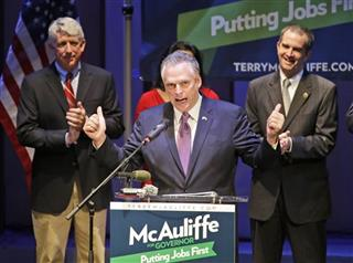 McAuliffe Can't Comply with the Virginia Constitution
