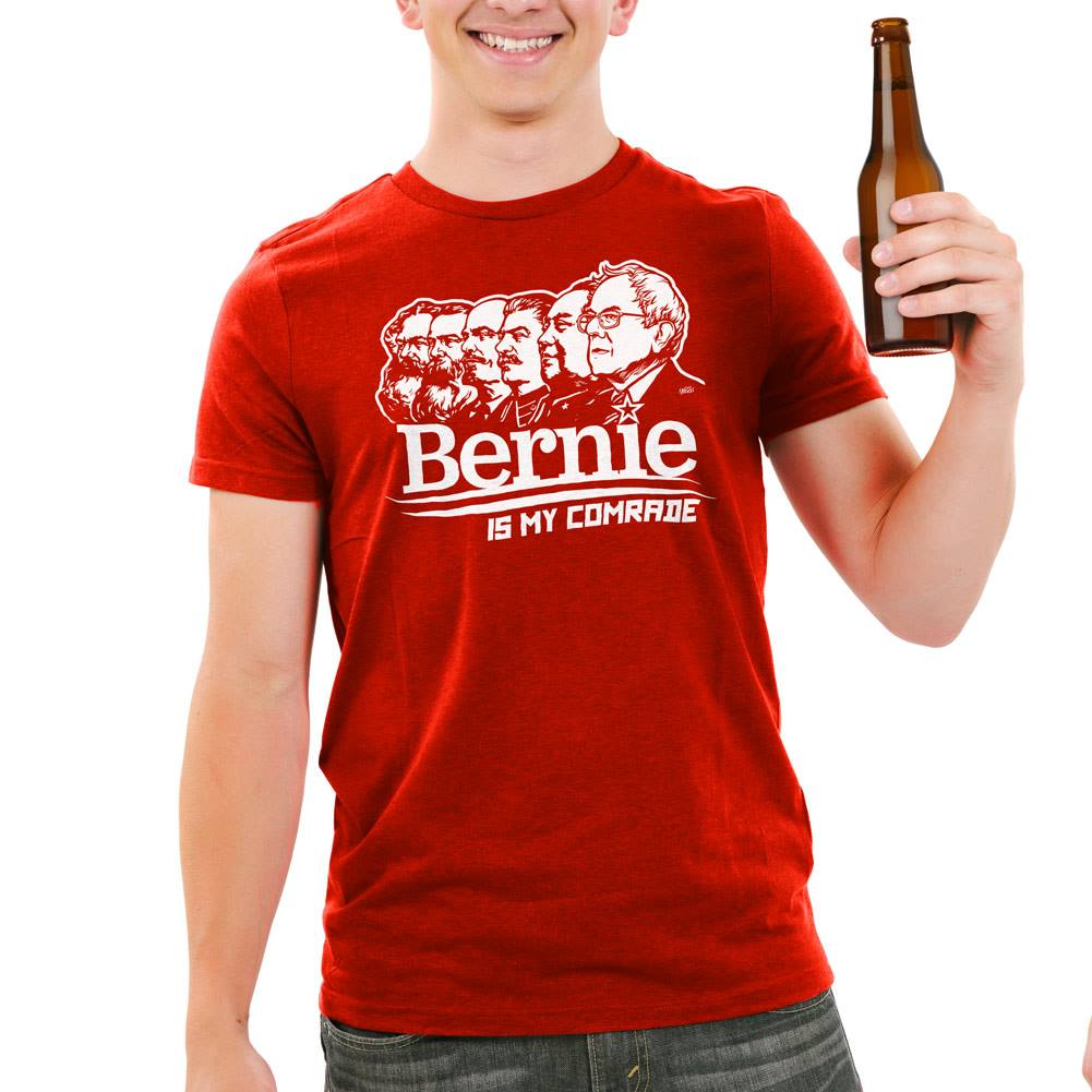 Bernie is my Comrade t-shirt