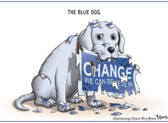 The Rise of the Blue Dog… Republicans?