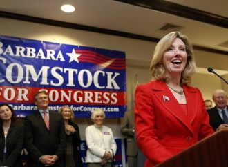 Is Barbara Comstock Making the Right Call on Trump?