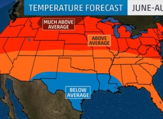 Weather and Hurricane Forecasts for Summer 2016
