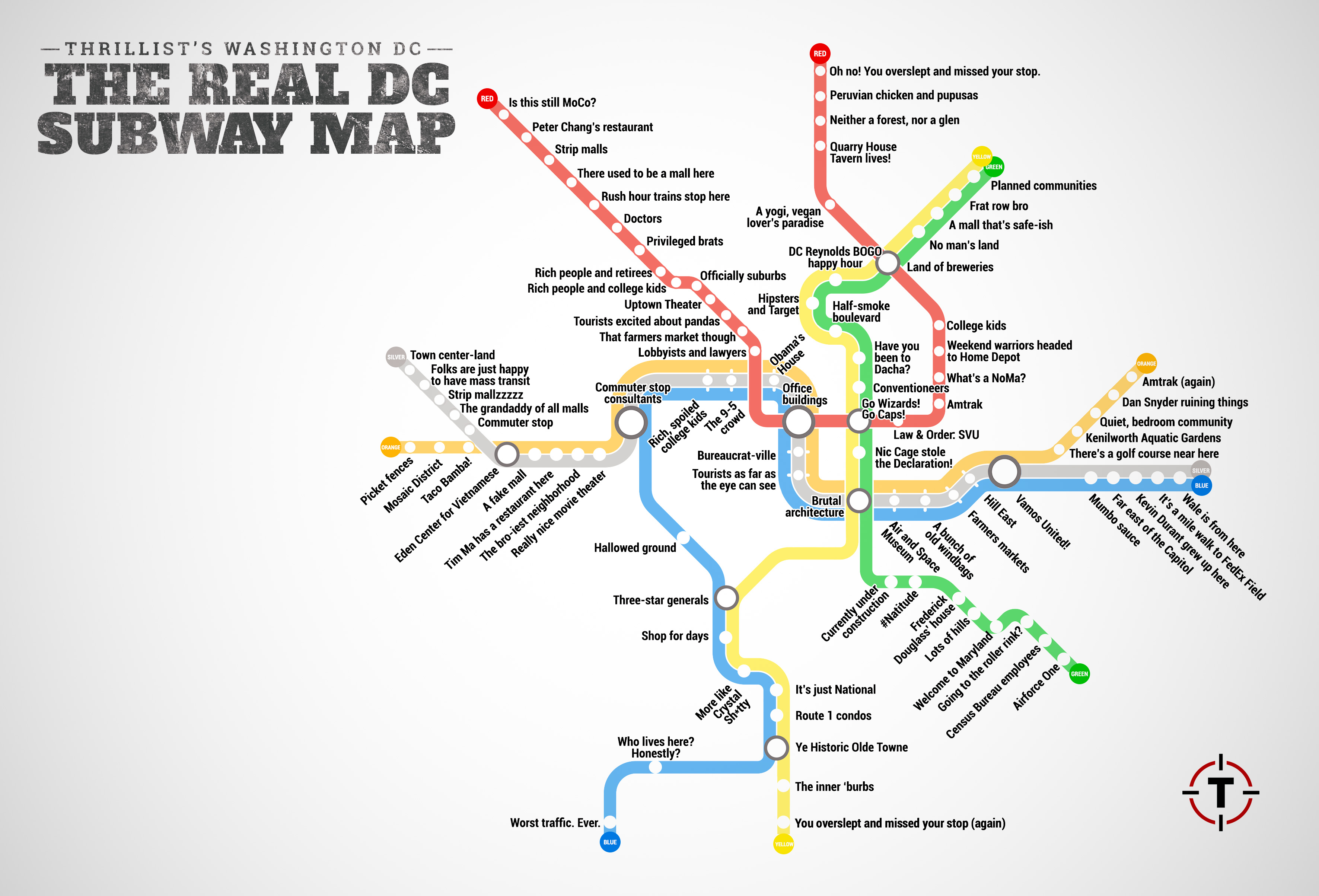 real subway system