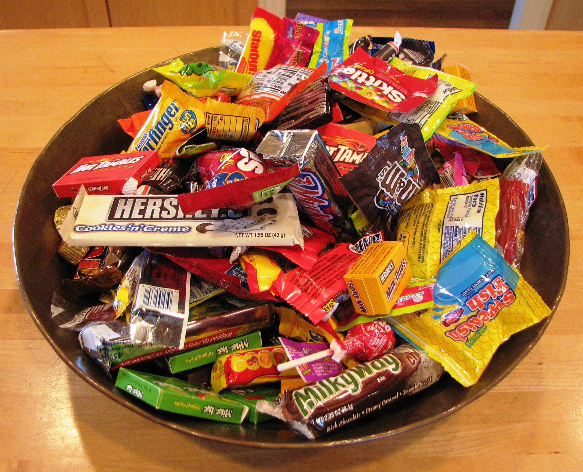 most popular halloween candystate – the bull elephant