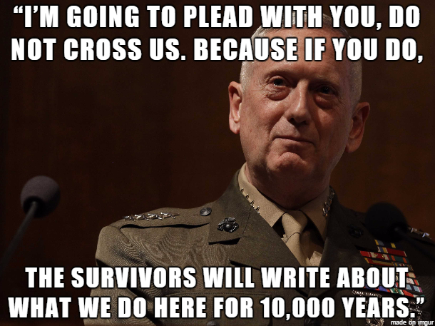 "General Mattis Quotes Stunning The Best Quotes From ""Mad Dog"" Mattis The Bull Elephant"