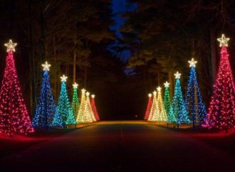 15 Best Christmas Lights Displays across the US