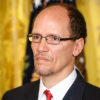 Tom Perez elected to chair the Democratic National Committee