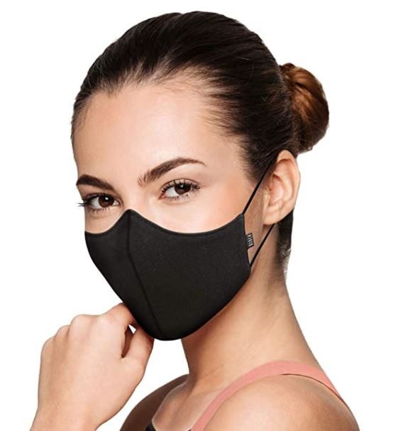 Amazon.com Facemask advertisement