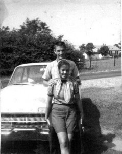 Phil and Kay high school