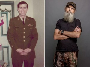 Si Robertson before and after