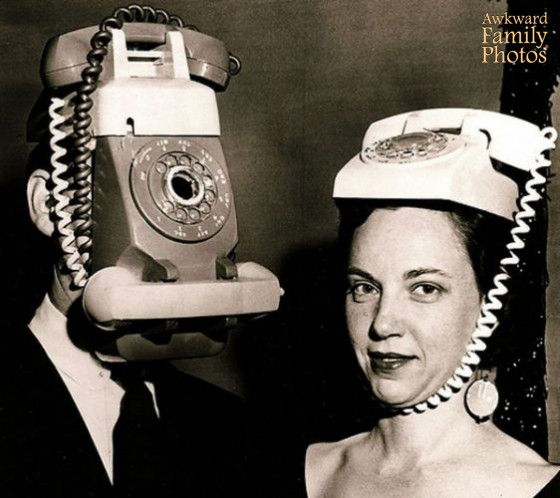 Telephone heads