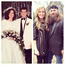 Willie and Korie before and after