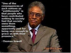 Thomas Sowell entitlements