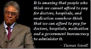 Thomas Sowell on Medicine