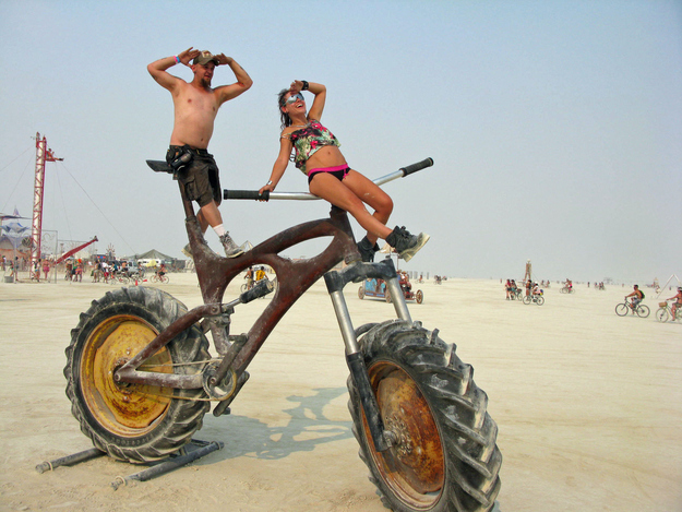Things Learned At Burning Man 2013 With Photos The Bull Elephant