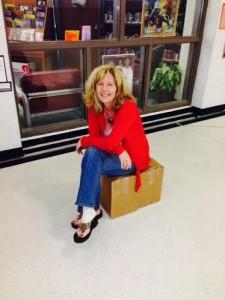 Julie Williams ballots