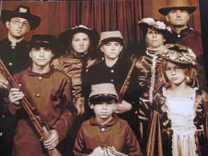Shak Hill Family