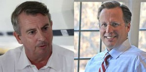 Straw Poll Winners Ed Gillespie and Dave Brat