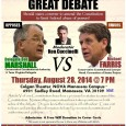 Great debate, Marshall and Farris