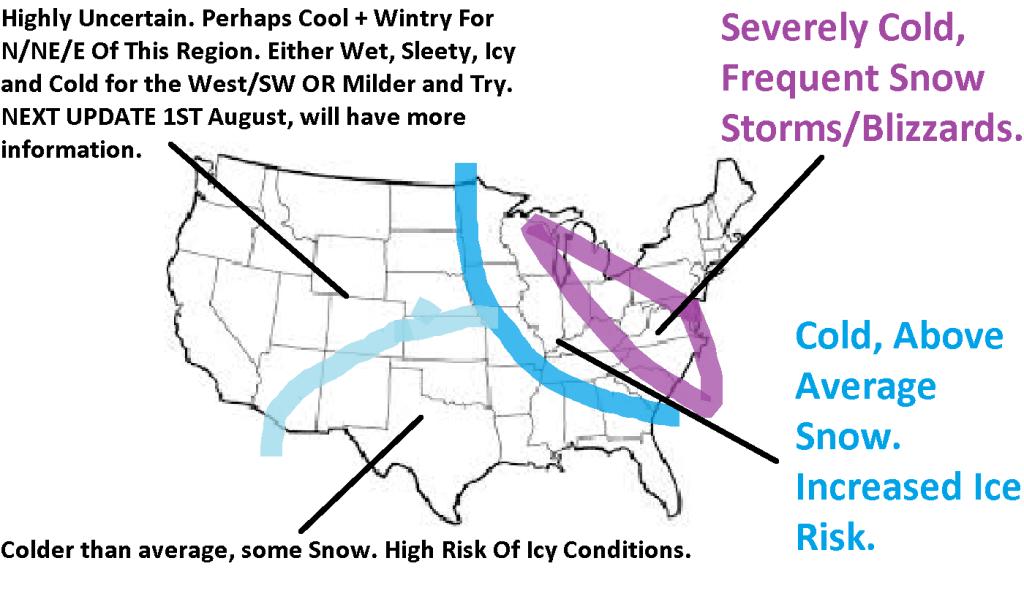 Long Range Winter Forecast 2014 2015