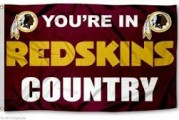 Ed Gillespie Supports the Redskins' Name, Warner Refuses to Say