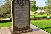 Oklahoma Supreme Court Has Ruled The Ten Commandments Must Be Removed From the State Capitol