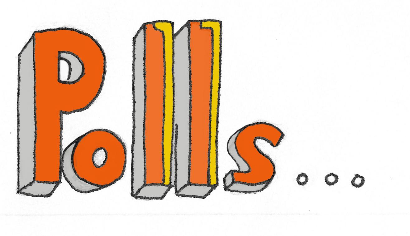 polls polls everywhere a poll the bull elephant