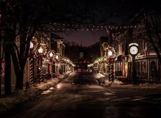 Virginia's Beautiful Holiday Main Streets