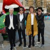 Great Photos of the Rolling Stones and their families