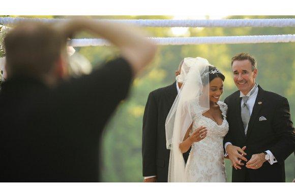 Morrissey wedding