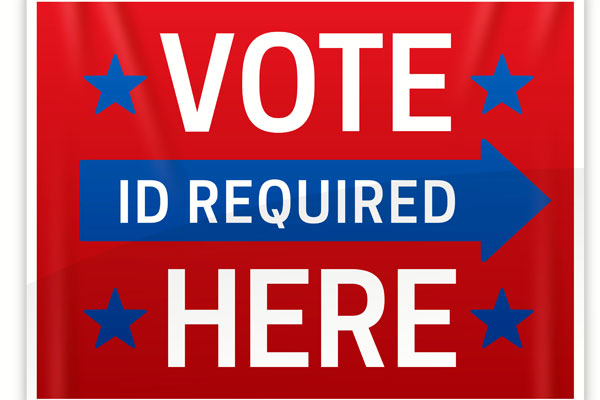 voter i d Voter id laws in the united states are laws that require a person to provide some form of official identification before they are permitted to register to vote, receive a ballot for an election, or to actually vote at the federal level, the help america vote act of 2002 requires voter id for all new voters in federal elections who registered by mail and who did not provide a driver's license number or the last four digits of a social security number that was matched against government records.