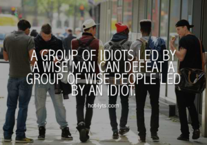 a-group-of-idiots