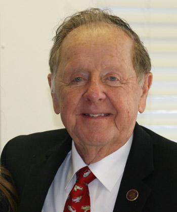 Former Senator Chuck Colgan in Hospice Care