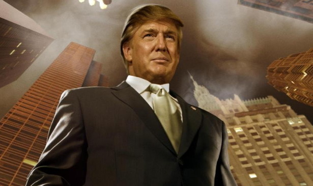 Image result for strong trump