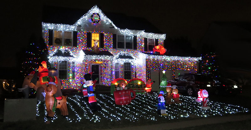 This Website Has A Good Compilation Of Where To See Christmas Lights In  Virginia, Maryland And DC. One Of My Favorites Is In Baltimore And Known As  U201cThe ...